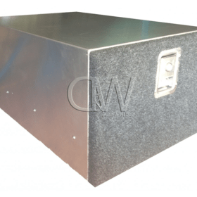 Aluminium Vehicle Drawer System2