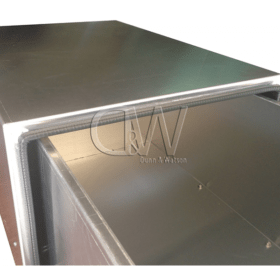 Aluminium Vehicle Drawer System4