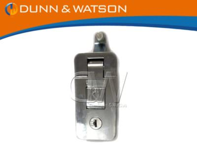 Chrome-Thumb-Press-Compression-Locks-Large