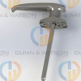 Front Fixing 'L' Handle Non Locking 2