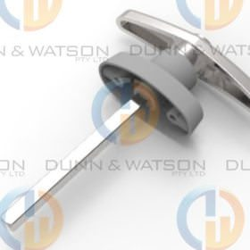 Front Fixing 'T' Handle 6