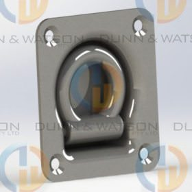 Recessed Stainless Steel Tie Down Large 8 copy
