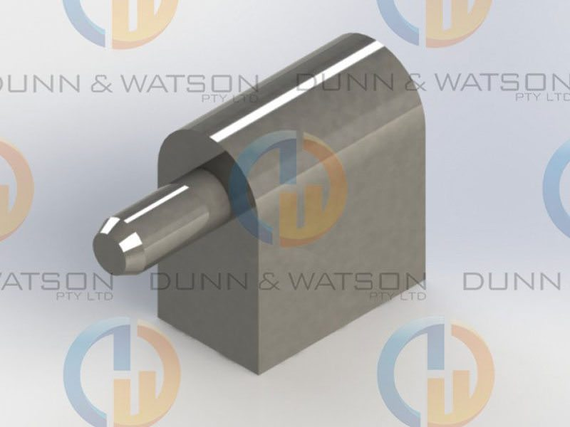 Stepped Pintle Hinge 40mm 4
