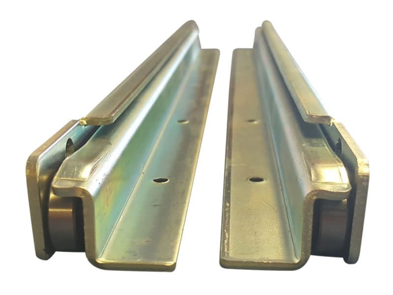 Base Mount Drawer Slides 100kg's 7