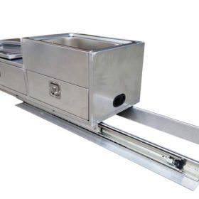 Standard Slide Out Kitchen 2