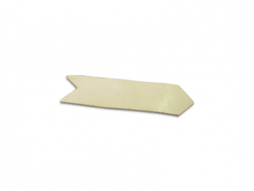 White Corner Tab 370x278