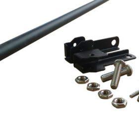 60KG Locking Leaver Bar Latch 2
