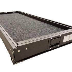 Heavy Duty Fridge Slide 1200mm to 1700mm 2