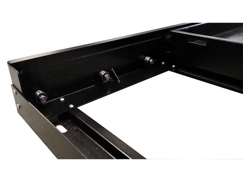 Heavy Duty Fridge Slide 1200mm to 1700mm 5