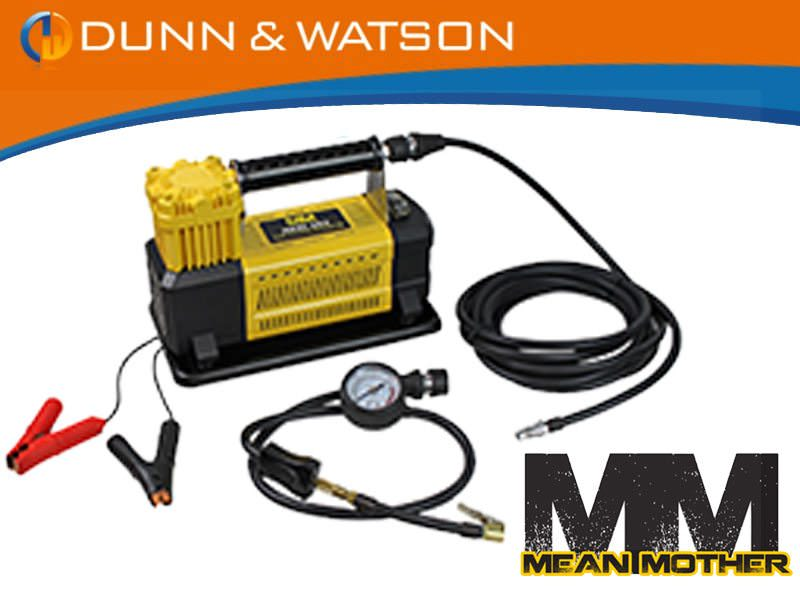Mean Mother Maxi 2 Air Compressor