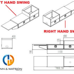 Right Hand Swing 1