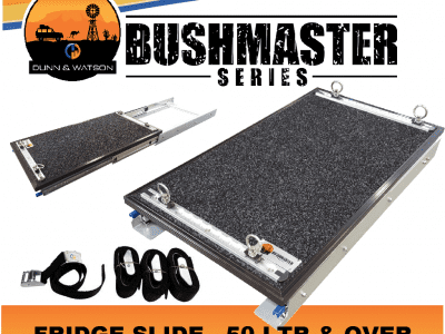EBAY BUSHMASTER FSLIDE 50LTR AND OVER