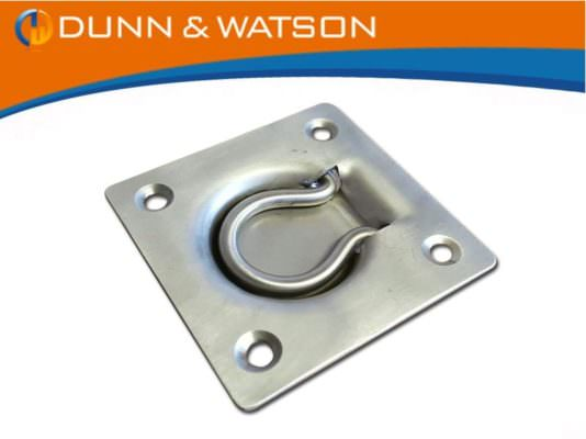 small recessed ss tiedown TPD