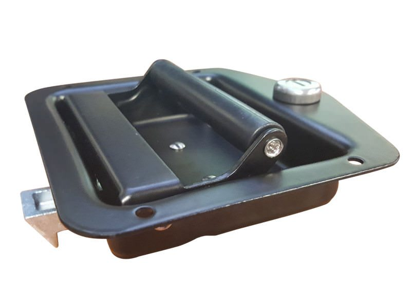 Black Cargo Drawer Lock Handle4
