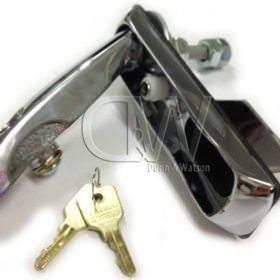 Chrome Swing Handle Key Locking3