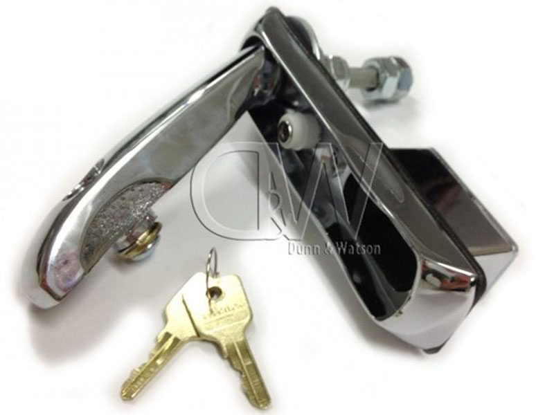 Chrome Swing Handle Key Locking3