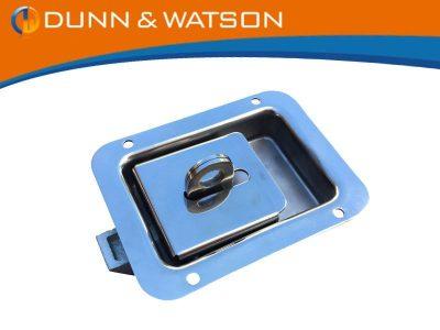 Paddle Handle Pad Locking btn