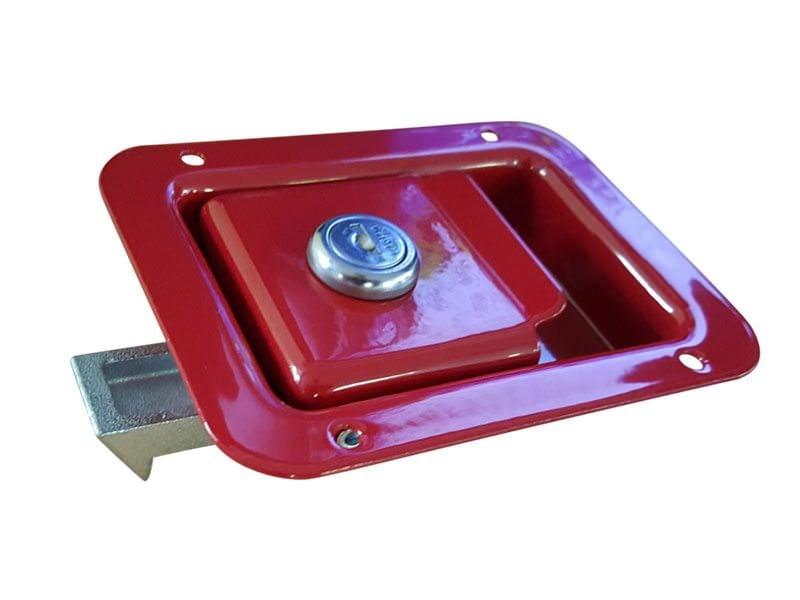Paddle Handle Red Powder Coat3