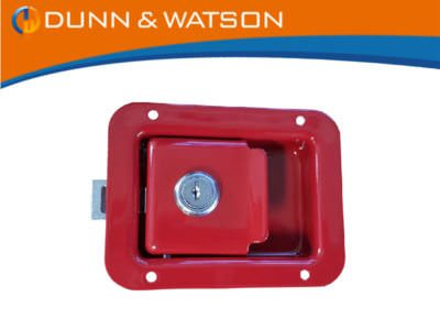 Paddle Handle Red Powder Coat4