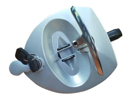 Silver Compression Folding T Lock3