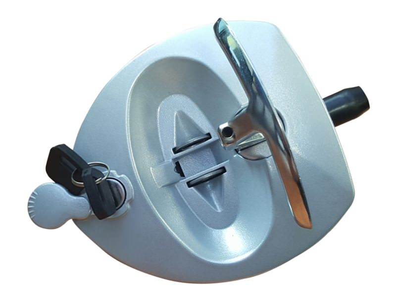 Silver Compression Folding T Lock3