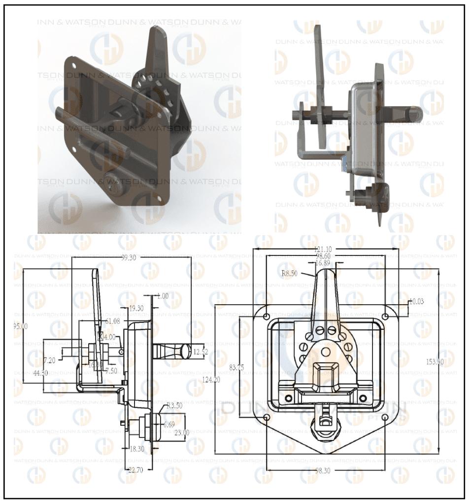 folding t handle CAD 2.0 952x1024