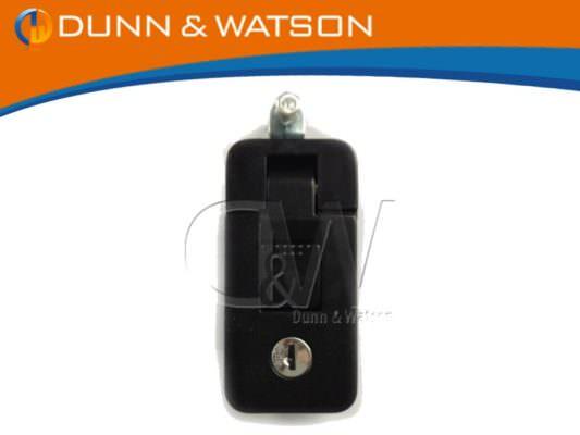 Black Thumb Press Compression Locks btn