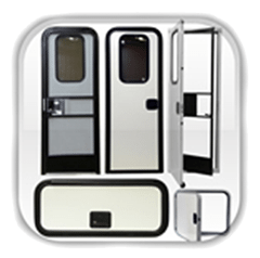 RV Doors & Windows