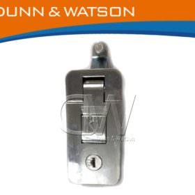 Chrome Thumb Press Compression Locks Large 1