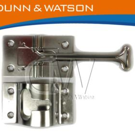 Door Retainer Stainless Steel