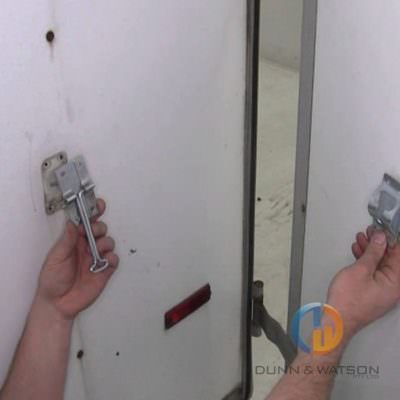 Fastener Door Hold Back 1