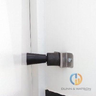 Fastener Door Hold Back 2