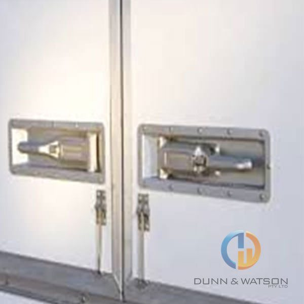 Fastener Door Hold Back 3 & Door Hold Back - Stainless Steel - Trailer Parts Direct