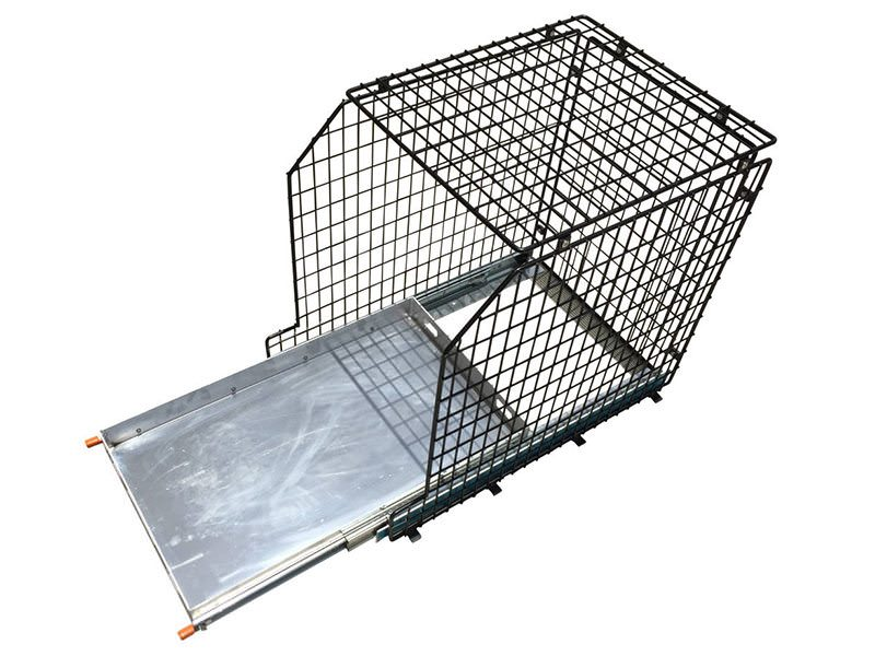 Fridge Slide Cage Barrier 1