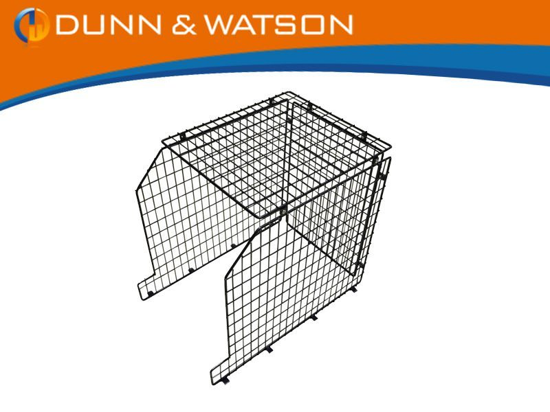 Fridge Slide Cage Barrier btn