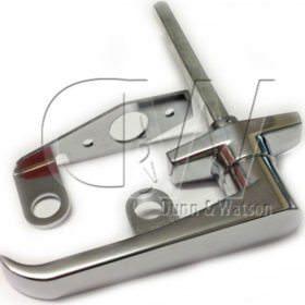 Pad Locking 'L' Handle 2