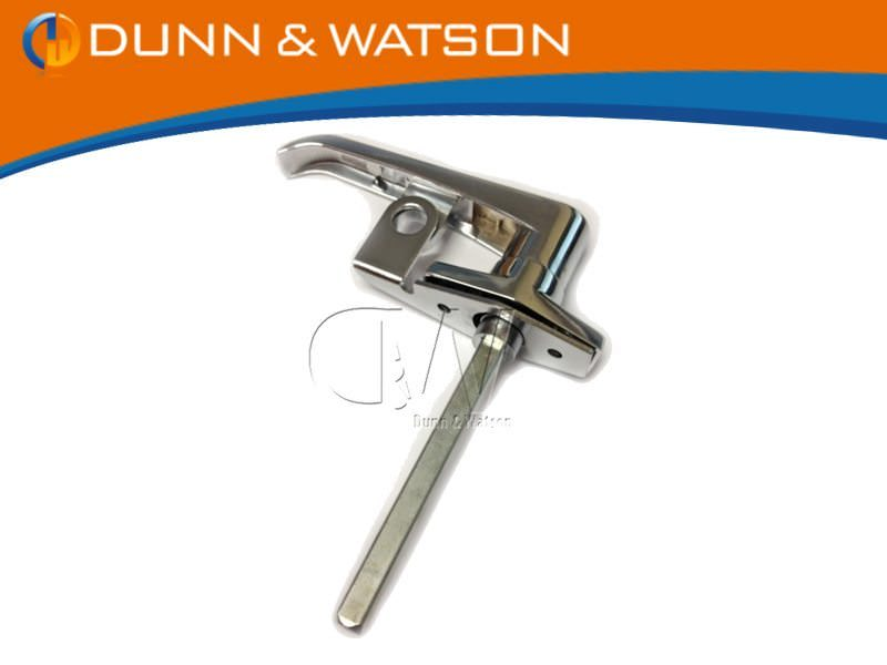 Pad Locking L Handle btn