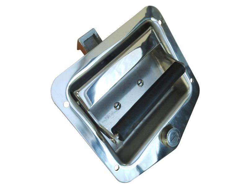 Stainless Steel Cargo Drawer Lock Handle1