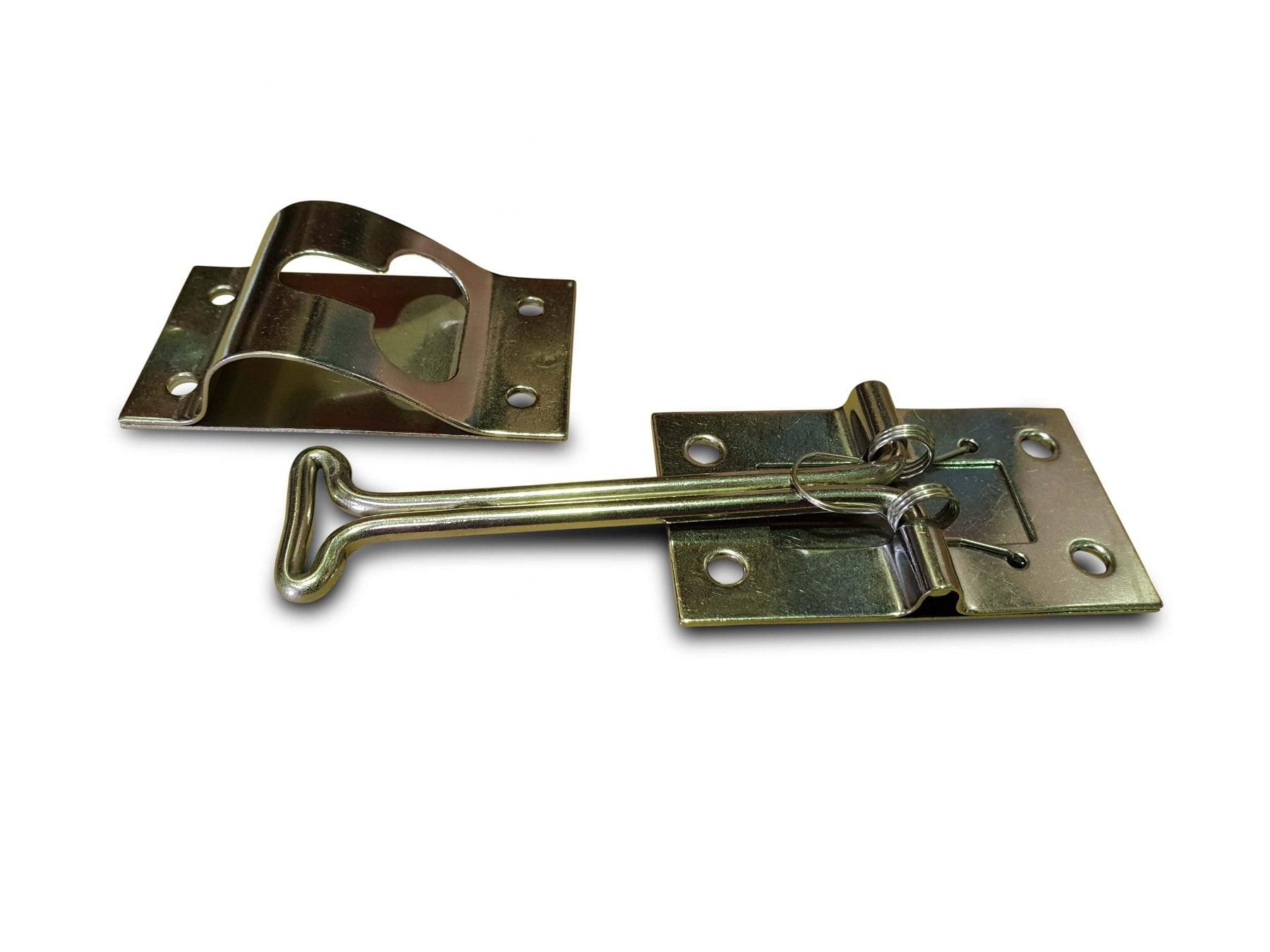 TPD DOOR RETAINER  sc 1 st  Trailer Parts Direct & Door Hold Back - Stainless Steel - Trailer Parts Direct