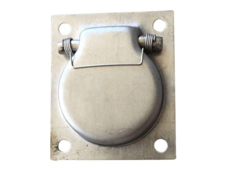 Recessed Stainless Steel Tie Down Medium 2