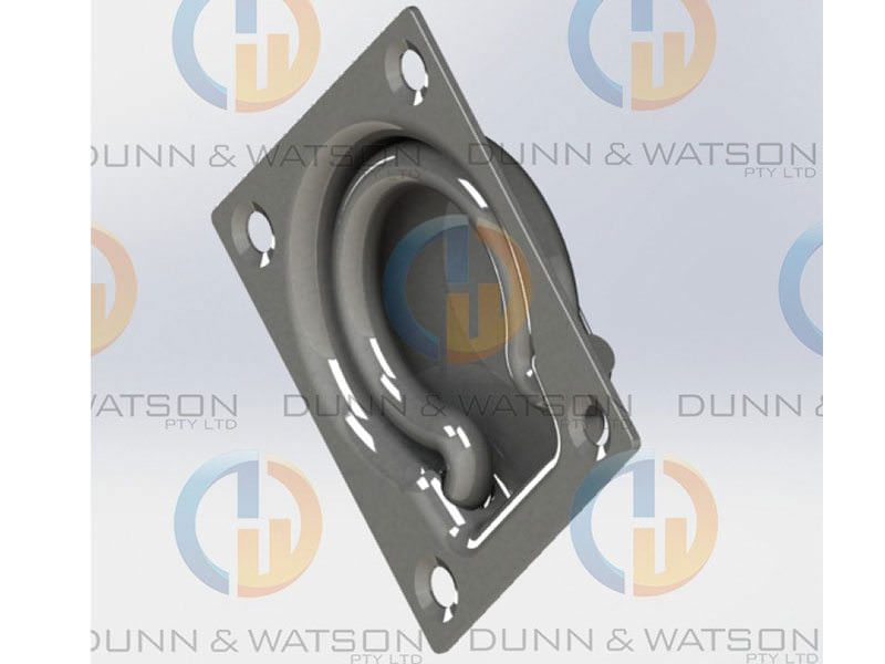 Recessed Stainless Steel Tie Down Small 1 copy