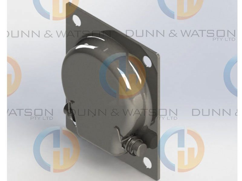 Recessed Stainless Steel Tie Down Small 6 copy