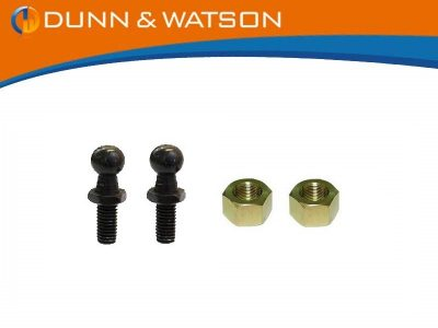 Gas Strut Ball Studs Nuts