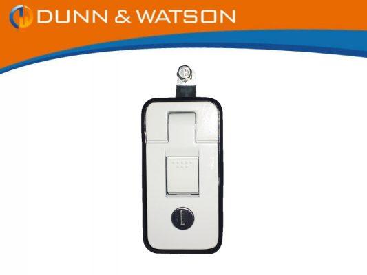 White Thumb Press Compression Locks btn