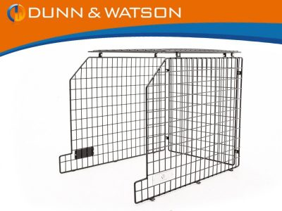 steel fridge cage