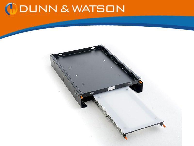 steel fridge slide bench 60L