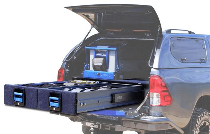 MSA Explorer Cargo Drawer System Universal Single Modules