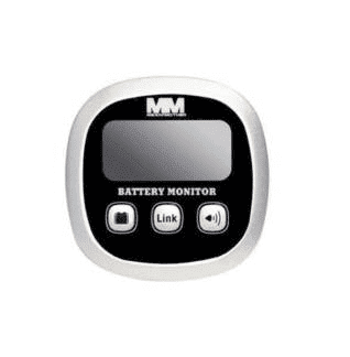 Mean Mother Dual Battery Monitor
