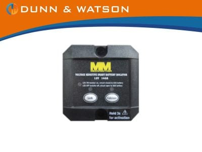 dual battery isolator tpd