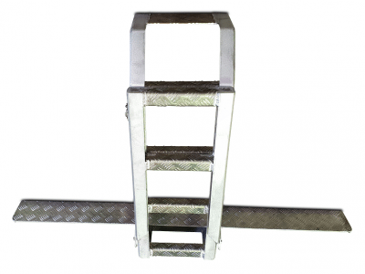 Mod series canopy ladder and platfrom 4